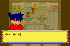 Medabots - Rokusho Version - Wow man, its METAL! - User Screenshot