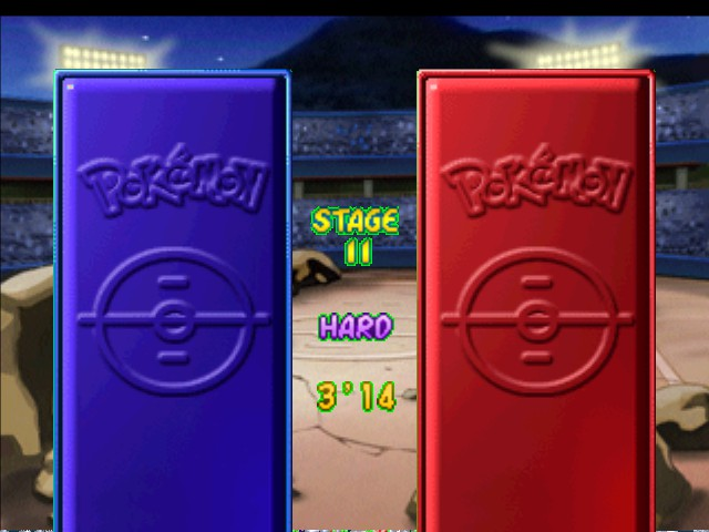 Pokemon Puzzle League - Cut-Scene  -  - User Screenshot