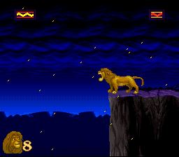 The Lion King - Ending  - Remember... - User Screenshot