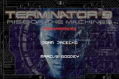 Terminator 3 - Rise of the Machines - Misc  - Scavenger Hunt 4 2013, Object: