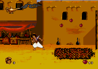 Aladdin - Misc  - Scavenger Hunt 4 2013, Object: Apple - User Screenshot