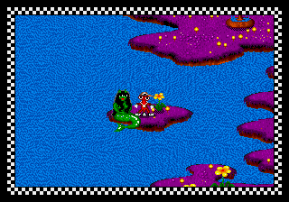 ToeJam & Earl - Mermaid - User Screenshot