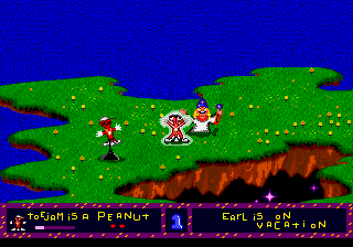 ToeJam & Earl - Level  - Hallelujah! - User Screenshot