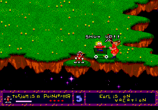 ToeJam & Earl - Level  -  - User Screenshot