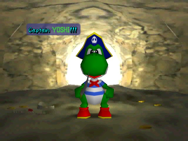 Mario Party 2 - Captain Yoshi - User Screenshot
