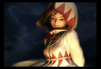 Final Fantasy IX - Cut-Scene  - Princess Garnet - User Screenshot