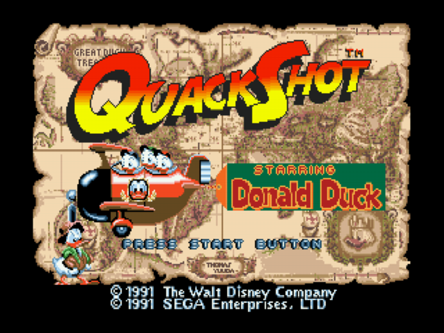Quack Shot -  - User Screenshot
