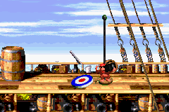 Donkey Kong Country 2 - cool Dickey Kong - User Screenshot