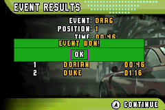 Need for Speed - Underground 2 - I WON!!!!!!!!!!!!!!!!!! - User Screenshot