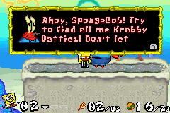 SpongeBob SquarePants - Battle for Bikini Bottom - Mr.Krabs!!! - User Screenshot