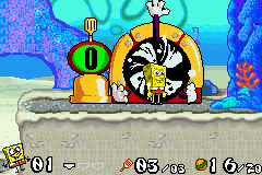 SpongeBob SquarePants - Battle for Bikini Bottom - The next level! - User Screenshot
