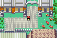 Pokemon Ash Gray (beta 2.5z) - no guards... - User Screenshot