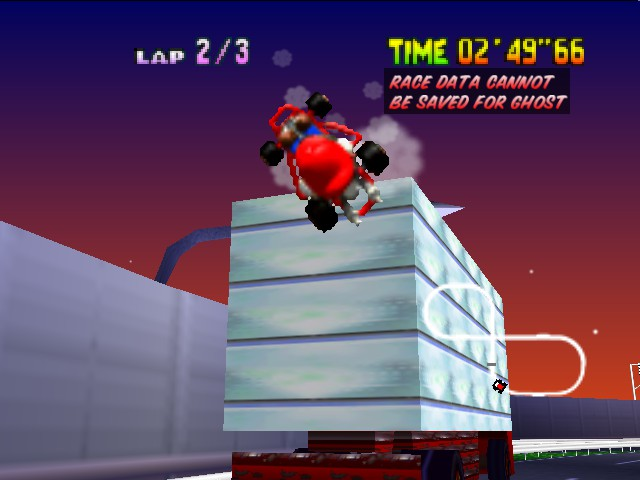 Mario Kart 64 - Level  -  - User Screenshot