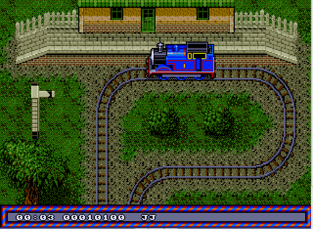 Thomas the Tank Engine and Friends - game play 1 - User Screenshot