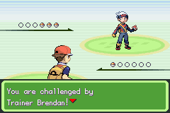 Pokemon Rijon Adventures - Brendan!! - User Screenshot