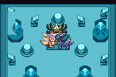 Pokemon Light Platinum - GROUP HUG! - User Screenshot