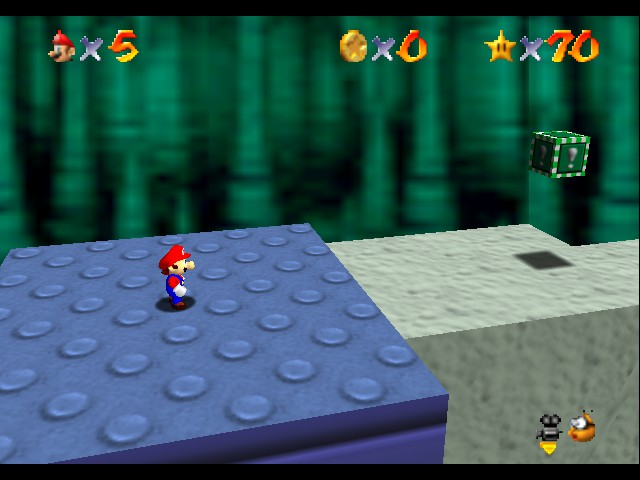 Super Mario 64 - Level Bowser In the Dark World - and this will be the last time that you stand - User Screenshot