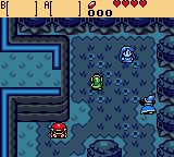 Zelda - Oracle of Ages - ill save you nayru just as i did din - User Screenshot
