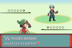 Pokemon Emerald 386 - Battle  - You