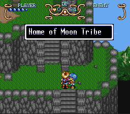 Illusion of Time - Will and Lilly arriving at the Moon Tribe - User Screenshot