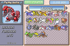 Play pokemon fire red omega rom hack game online user screenshots