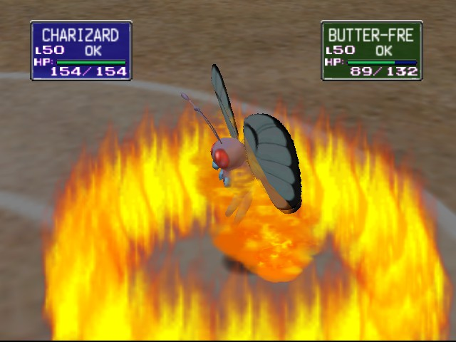 Pokemon Stadium - surrounded - User Screenshot