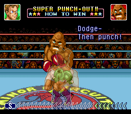 Super Punch-Out!! - Misc Tutorial -  - User Screenshot