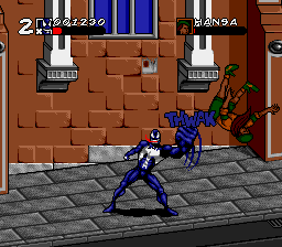 Spider-Man & Venom - Maximum Carnage - Venom - User Screenshot