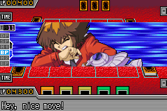 Yu-Gi-Oh! GX - Duel Academy - Battle  - Is Jaden hard? Not at all! - User Screenshot