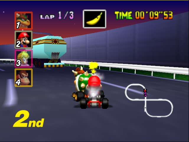 Mario Kart 64 - im going to kil u - User Screenshot