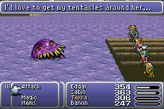 Final Fantasy VI Advance - wooo rapist lol - User Screenshot