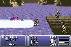 Final Fantasy VI Advance - kamehamehaaa - User Screenshot