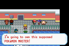 Pokemon Ash Gray (beta 3.61) - Really?  - User Screenshot