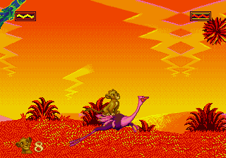 The Lion King - Level  -  - User Screenshot