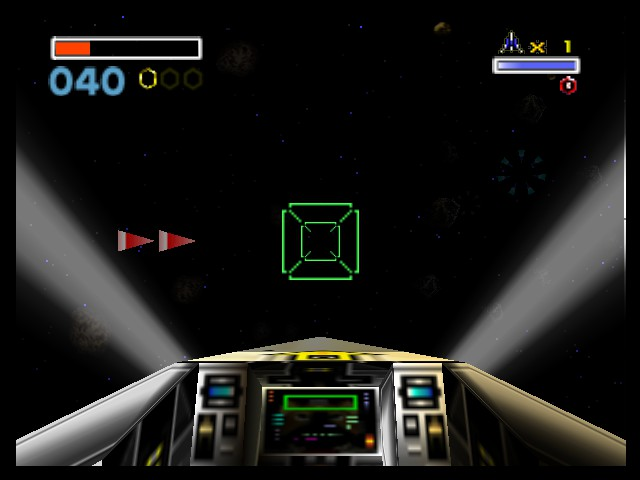 Star Fox - Why is it showing a star fox 64 pic here? - User Screenshot
