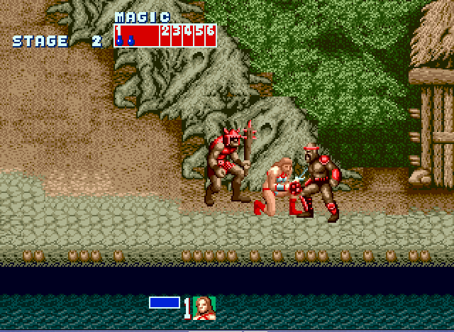 Golden Axe - ???? - User Screenshot