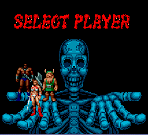 Golden Axe - .... - User Screenshot