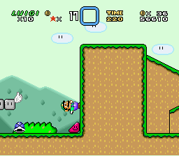 Super Mario All-Stars  Super Mario World - WTF - User Screenshot