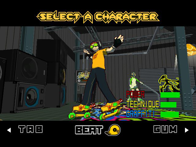 Play Jet Grind Radio Online Dc Game Rom Sega Dreamcast Emulation