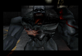 Resident Evil Survivor  - SCARY! - User Screenshot