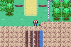 Pokemon Ash Gray (beta 3.61) - ...is this a secret lakeside? - User Screenshot