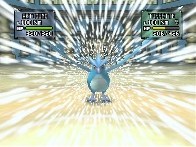 Pokemon Stadium 2 - blizzard - User Screenshot
