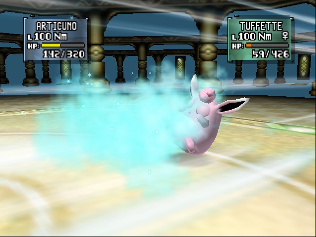 Pokemon Stadium 2 - shot shot - User Screenshot