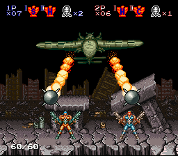 Contra III - The Alien Wars - coolest game ever - User Screenshot