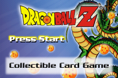 Dragon Ball Z - Collectible Card Game - Introduction  - Begining - User Screenshot