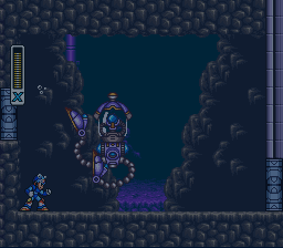 "Mega Man X3 - Battle  - ""Talk to the hand."" - User Screenshot"