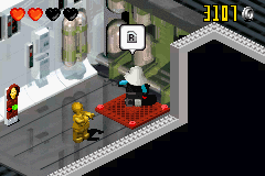 LEGO Star Wars II - The Original Trilogy - Level Blockade Runner - You can come on this thing now! - User Screenshot