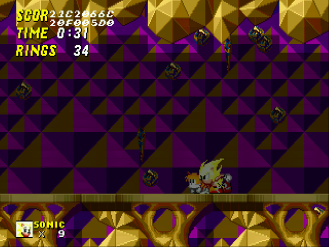 Sonic 2 Long Version - What to do in MCZ & HPZ Bosses - User Screenshot
