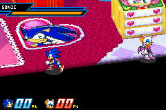 Sonic Battle - Oh god. - User Screenshot