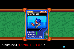 Sonic Battle - chewin my foot cuz i can - User Screenshot